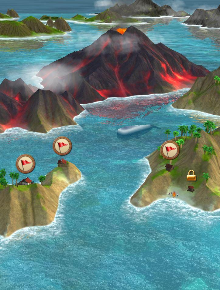 quete baleine et volcan