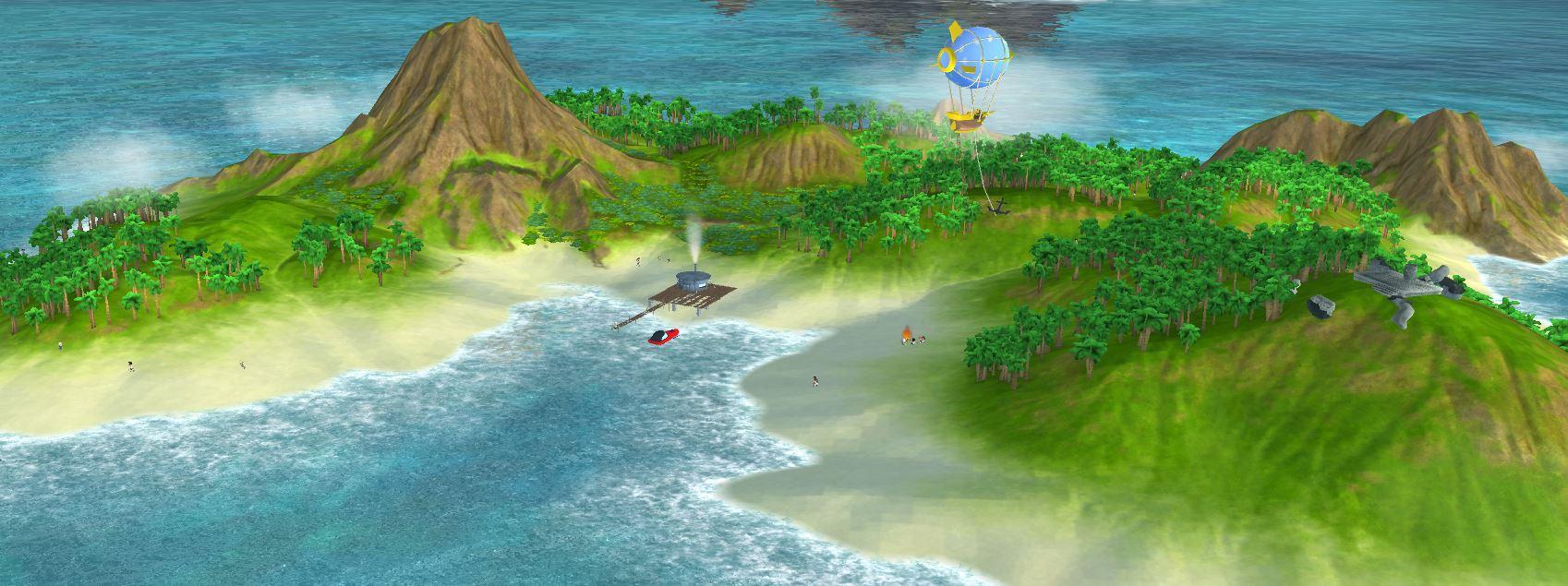 île personnelle
