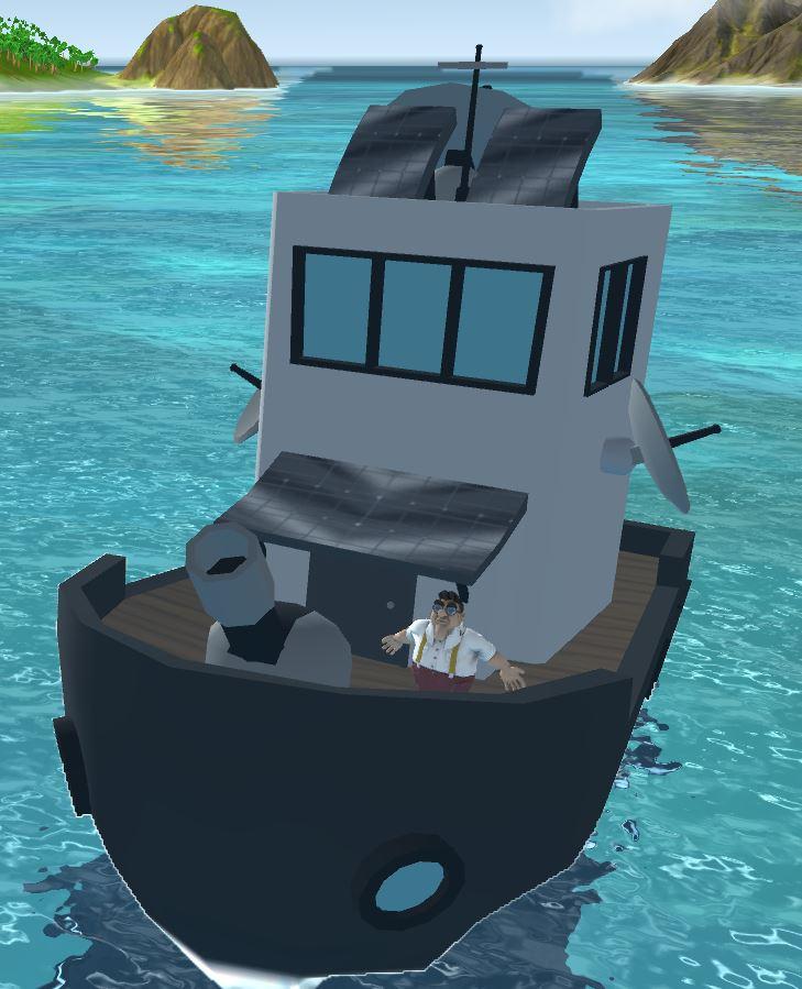 défi bateau